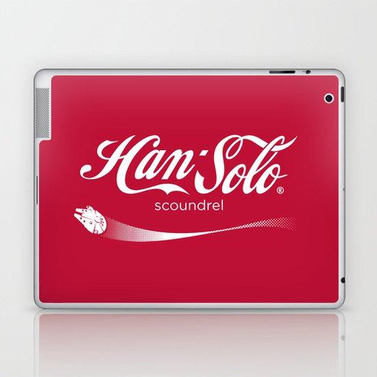 Brand Wars: Han Solo Laptop & iPad Skin