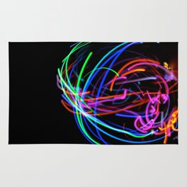 Colors in Lights Rug