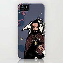 Black Magic #1 iPhone Case