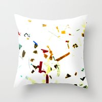 seal Throw Pillows featuring Seal by ARTDJG