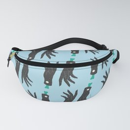 Night & Day - Illustration Fanny Pack