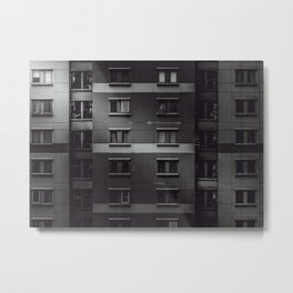 Surviving isolation Metal Print