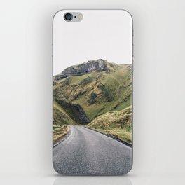 Castleton in the Peak District iPhone Skin