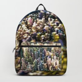 Abstract Topography - Rome Backpack
