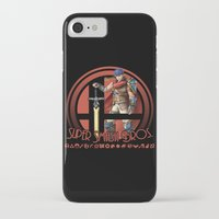 super smash bros iPhone & iPod Cases featuring Ike - Super Smash Bros. by Donkey Inferno