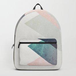 Geometric Layers Backpack