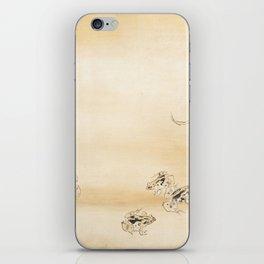 Takeuchi Seiho A Fine Day During The Rainy Season iPhone Skin
