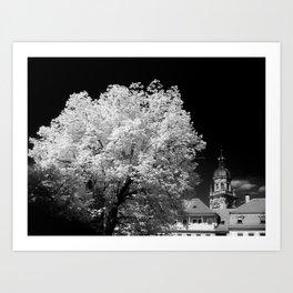 German Church II Art Print