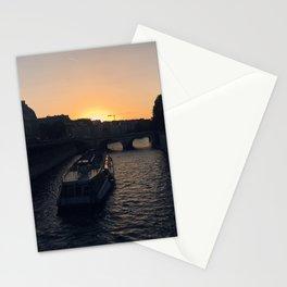 #ParisPostcards || Seine Stationery Cards