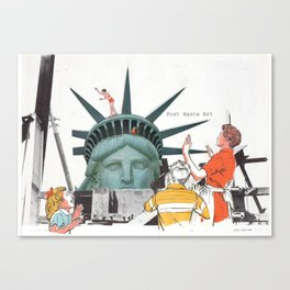 New New York Canvas Print