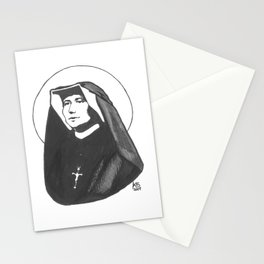 St. Faustina Kowalska Stationery Cards