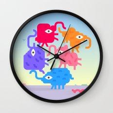 Values Wall Clock