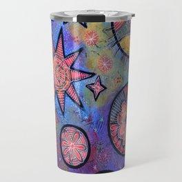 Celestial Stars - Sending Love and Healing Light  Travel Mug