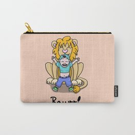 Rawrr! Carry-All Pouch