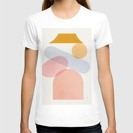 Abstraction_Home_Sweet_Home T-shirt
