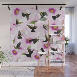 Bee-eater birds fantasy Wall Mural