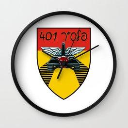 Pulsar 401 Logo Wall Clock