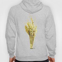 Thanksgiving Sheaf Abstract Minimalist Deco Hoody