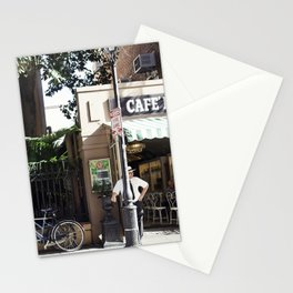 New Orleans Cafe Beignet Stationery Cards