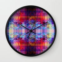 aztec Wall Clocks featuring Aztec by deff