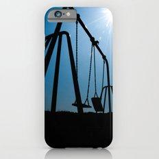 Abandoned Swing Set Slim Case iPhone 6s