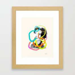Voodoo Framed Art Print