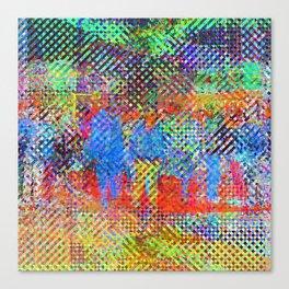 For when the segmentation resounds, abundantly. 09 Canvas Print