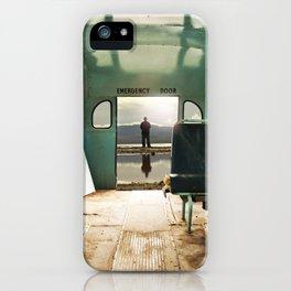 Emergency Door iPhone Case