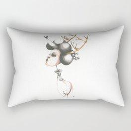 roe  Rectangular Pillow