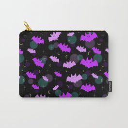 Pastel Bats Carry-All Pouch