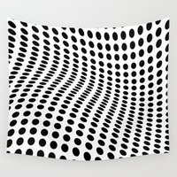 lsd Wall Tapestries featuring Wave by fly fly away