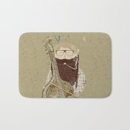evenings sonnet Bath Mat