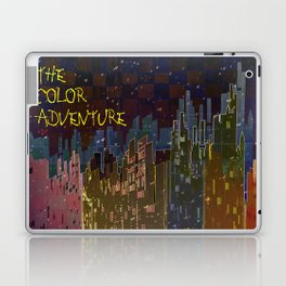 The Color Adventure in The Mistic Areas Laptop & iPad Skin