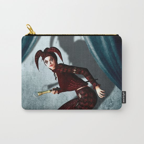 Fool Carry-All Pouch