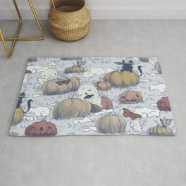 The Return in Fall Rug