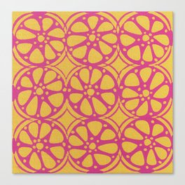 Pink Lemonade Canvas Print