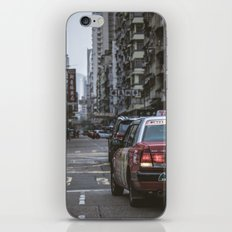 Hong Kong Street iPhone Skin