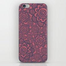 Tribulation iPhone & iPod Skin