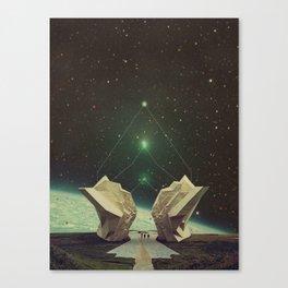 Gates Canvas Print