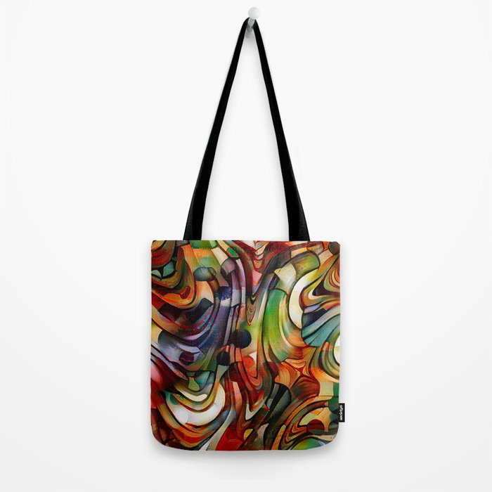 Astract Tote Bag