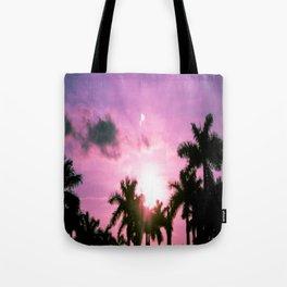PINK(skies) Tote Bag