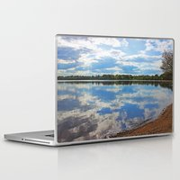 mirror Laptop & iPad Skins featuring Mirror by NaturallyJess