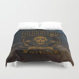 Immortan Joe´s Craft Beer. Duvet Cover