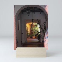 Doorways of San Juan, Series Mini Art Print