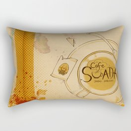 Cafe Suada Cuppa Rectangular Pillow