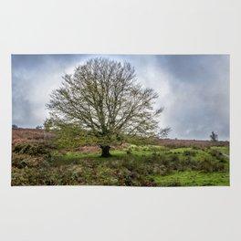 Single Exmoor Tree Rug