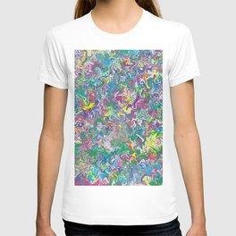 Memories of Delight Marble T-shirt