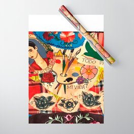 ART LIFE Wrapping Paper
