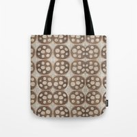 honeycomb Tote Bags featuring Honeycomb by Finn Wild
