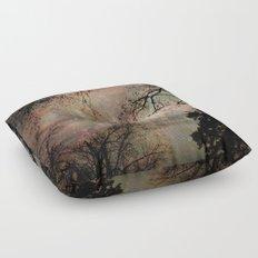 A Midspring Night's Dream Floor Pillow